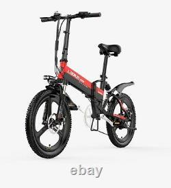 Lankeleisi G550 20 Roues Pliage E-bike