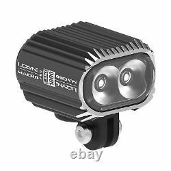Lezyne E-bike Macro Drive 1000 Front Light Black 1000 Lumens