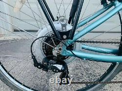 Norco Malahat Ladies Vélo Hybride Step Thru Construit Avec Le Système Bionx Ebike