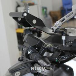 Pare-brise Avant E-bike Pare-brise Universel Épaissé Moto Pare-brise
