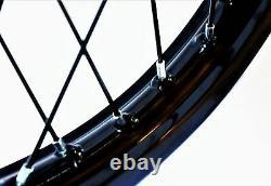 Qs Moteur 205 V3 50h 5000w + 10kw Puissance Crête Électrique E Kit Jeu De Roues Moto Vélo