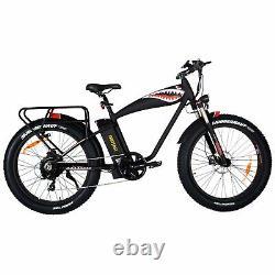 Remise À Neuf 1250w Electric Bicycle Addmotor M-5500 Hunting Ebike Hydraulic Brake