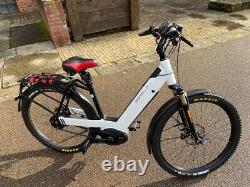 Riese & Muller, E-bike. Nevo Entraînement Vario Avec Entraînement Par Courroie De Carbone