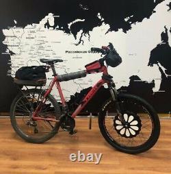 Roue Avant 264 Batterie De Vélo De Graisse À L'intérieur Des Kits Électriques De Conversion D'e-bike De Moteur