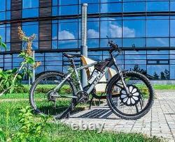 Roue Avant Avec Batterie À L'intérieur Vélo Électrique Moteur E-bike Kits De Conversion