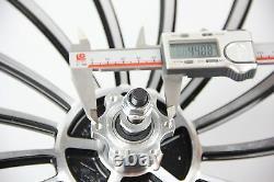 Roue Avant Vélo 16 X 1.75/2.125/2.5'' Scooter Ebike Chopper