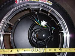 Roue Motorisée Avant Électrique De Vélo Électrique 48v 1000w, 16x2.50/64-305