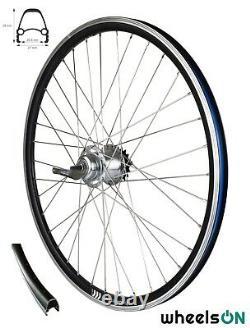 Roues 700con Wheel Set Avant Et Arrière Shimano Nexus 7 E Bike E-city Sapim