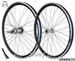 Roues De 26 Pouceson Wheel Set Avant Et Arrière Shimano Nexus 3 E Bike E-city Sapim
