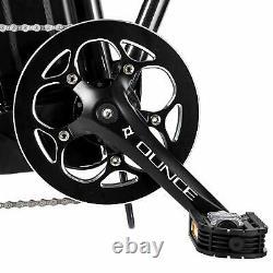 Shimano Électrique Pliant Vélo 750w Addmotor Motan M-150 R7 48v Fat Tire Ebike