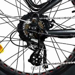 Step-thru 750w 24 Fat Tire Electric Bike Addmotor M-430 Cruiser Commuter Ebike
