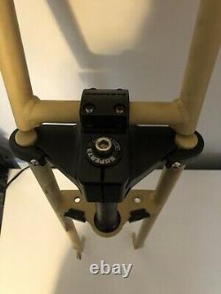 Super73 S1 Ebike Poignée Avant Barre Neck & Fork Super 73 Vélo Oem Scout S Z1 Rare