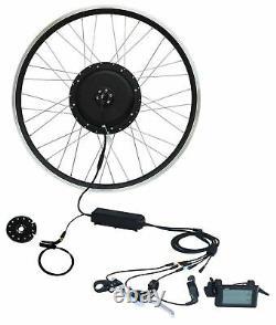 Umbausatz 26 Zoll 36v Und 48v In Einem 350w-1000w Vorderrad Front E-bike E Bike