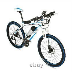 Vélo De Montagne Vélo Électrique Cyclomoteur 26 Pouces Ebike Otto Mx2000