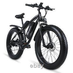 Vélo Électrique 1000w Homme Vtt Snow Ebike 48v Vélo Électrique Fat Tire
