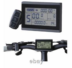 Vélo Électrique Ebike 36v / 48v 1000w Kit De Conversion De La Roue Avant 20''24''26 '