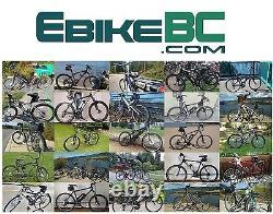 Vélo Électrique Ebikebc 350w 32km / H E Kit De Vélo De Vélo Avant Moteur