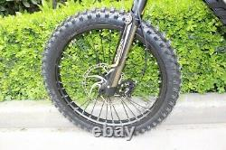 Vélo Vélo 19 Moto Roue Avant Pour Notre 3000w-5000w Roue Arrière 24''x3.0
