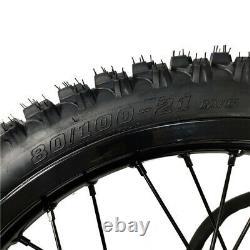 Vélo Vélo 21 Jante De Moto Roue Avant Pour Notre 21'' Rear Kit De Roue 26''x3.0